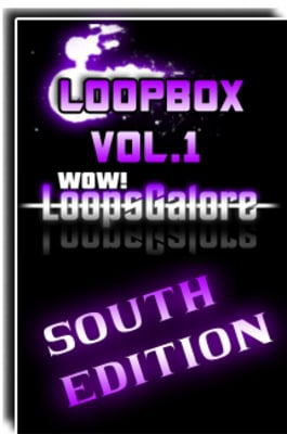 Product picture LoopBox South Edition Vol.1