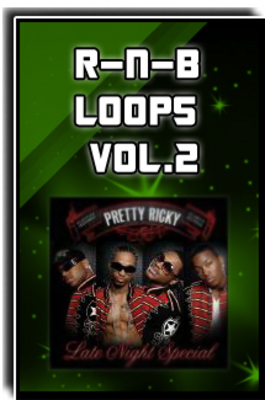 Product picture RnB Loops Vol.2