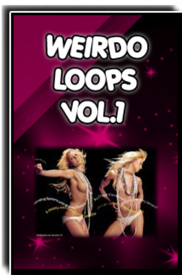 Product picture Weirdo Loops Vol.1